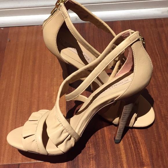 6d71fdc4a97 BCBGMaxAzria Shoes - BCBG Max Azria High Heel Strappy Sandals